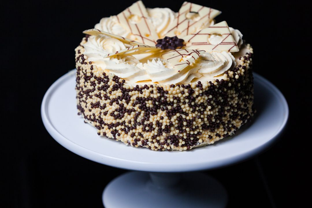 Tiramisu Gateaux Cake Box
